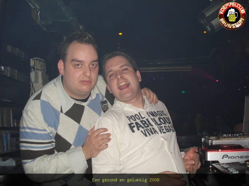 Het KoempelClub FotoArchief - 2007/12/31 - Sylvester Party